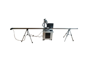 3.6m steel tube scale laser marking machine