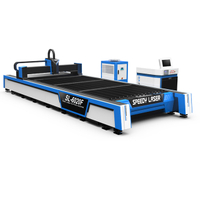 3000W fiber laser metal cutting machine 6000*2000mm