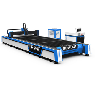 2000W fiber laser cutting machine 6000*2000mm