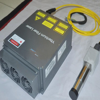 IPG fiber laser source