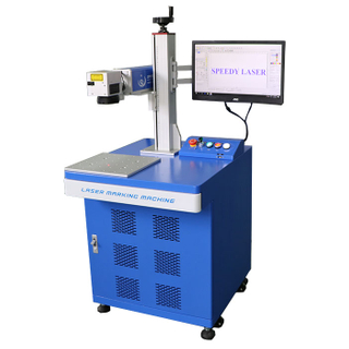 Desktop 20W 30W 50W fiber laser marking machine