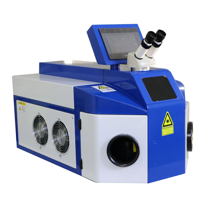 100W desktop jewelry laser welding machine