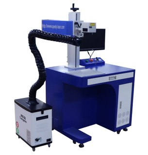 CO2 Galvo 30W 60W laser marking engraving machine