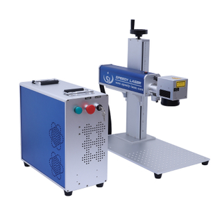 50W Raycus fiber laser engraving machine for metal