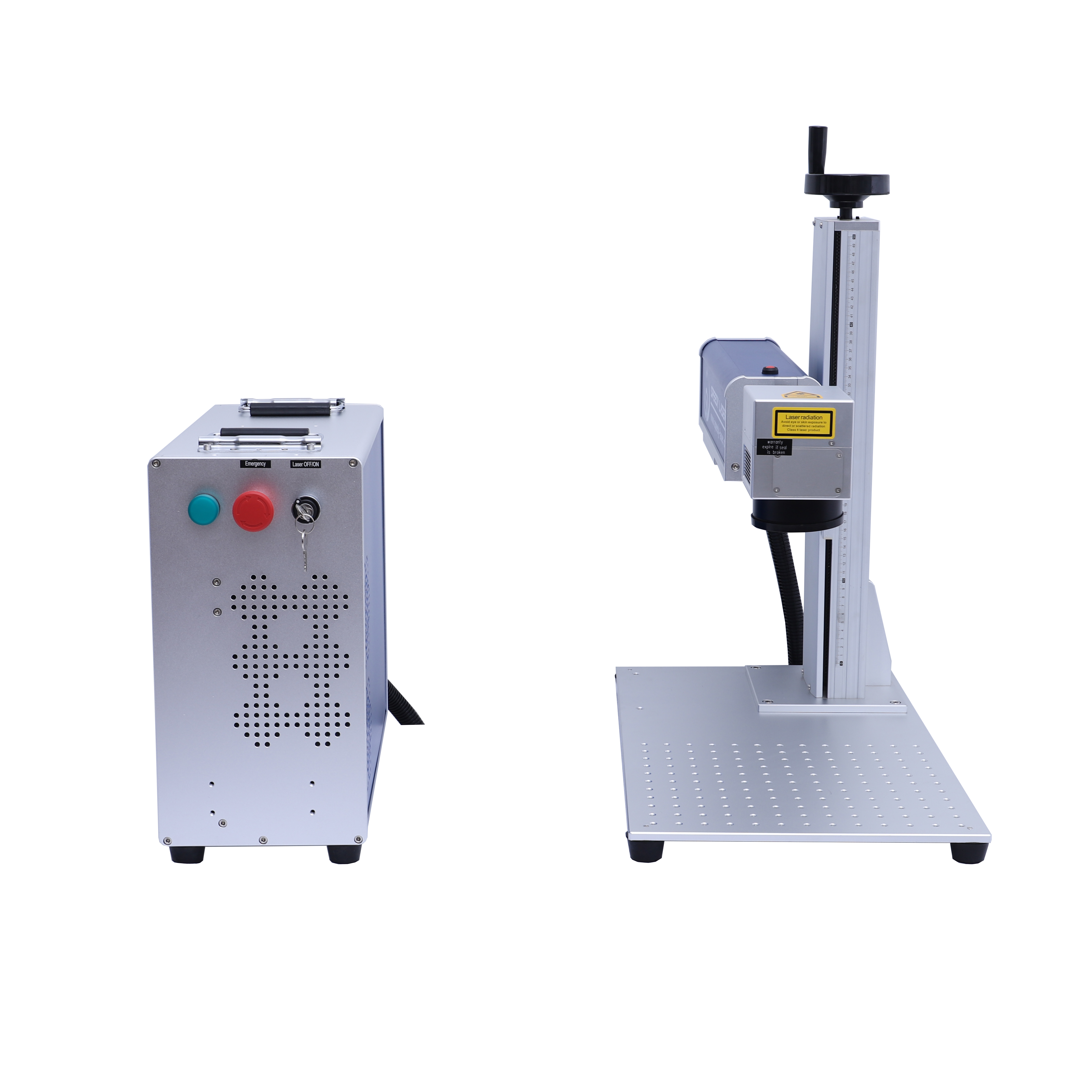 50W JPT laser engraving machine